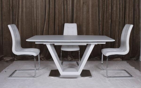 Стол Nicolas Detroit HT2135 160 белый