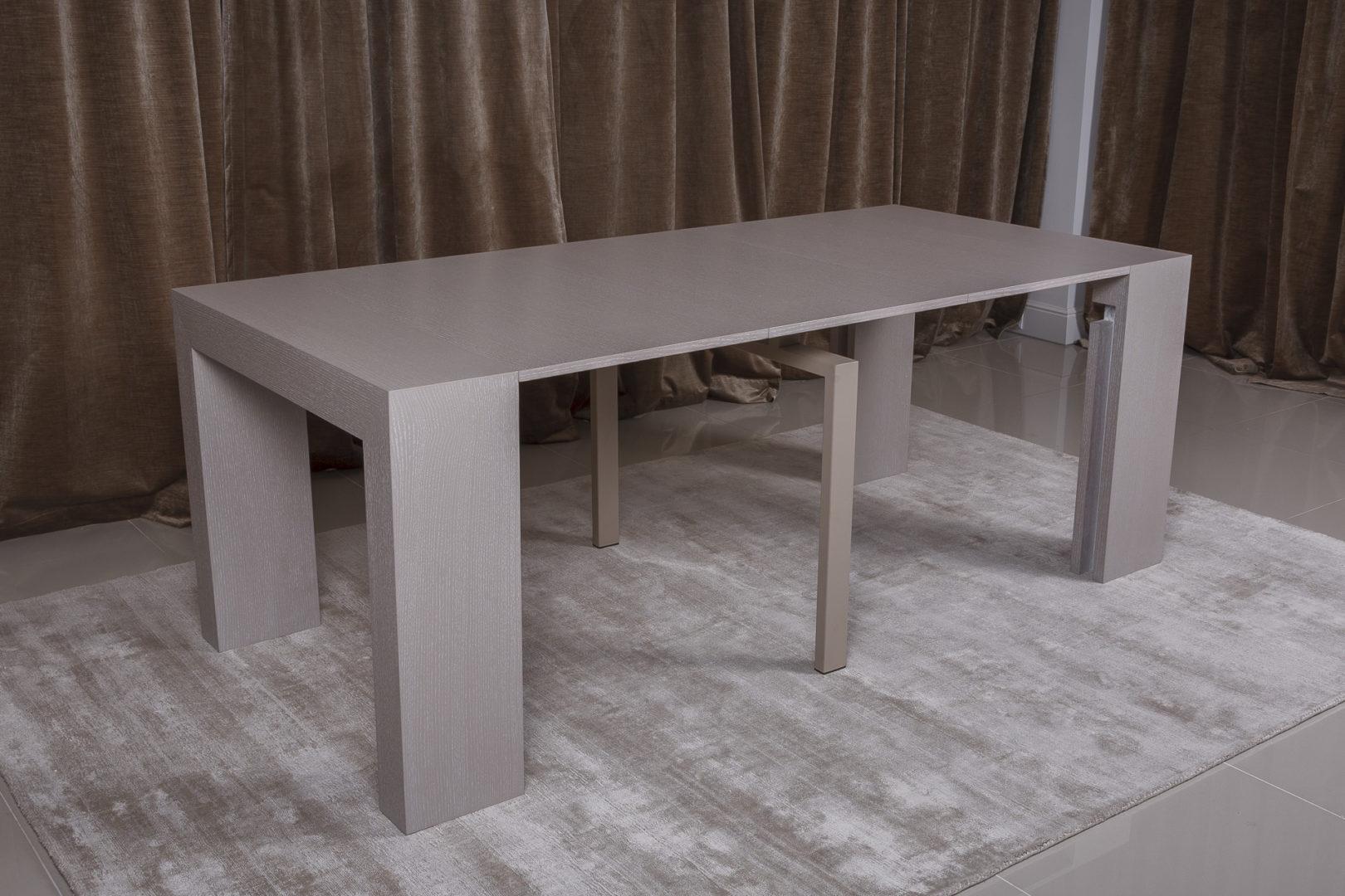Стол-консоль Nicolas Manchester 3899L (45/200*95) капучино