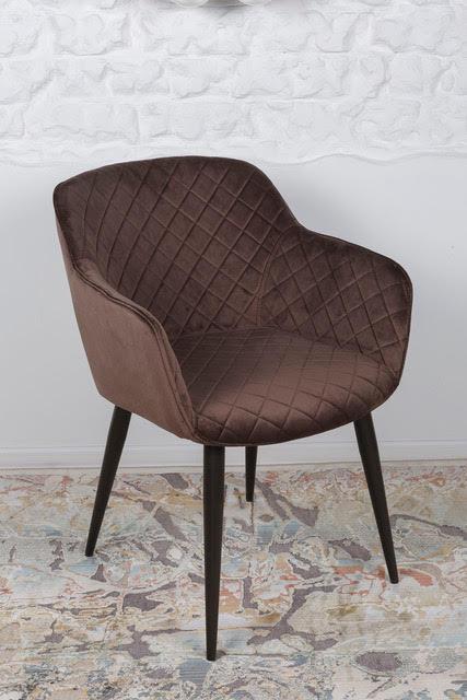 Кресло Nicolas Bavaria 1423 коричневый