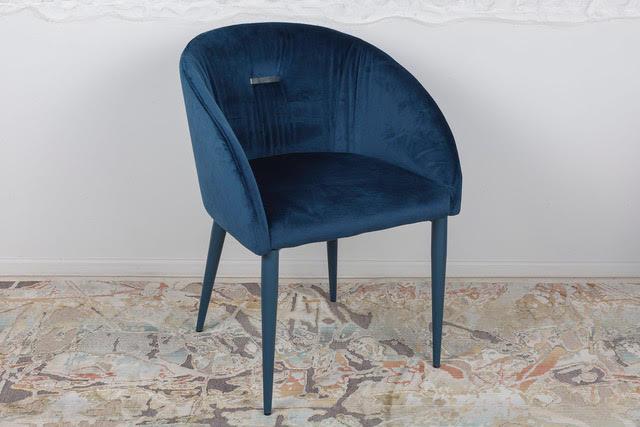 Кресло Nicolas Elbe 1420 синий