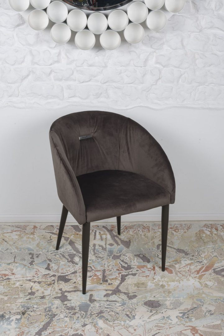 Кресло Nicolas Elbe 1420 антрацит