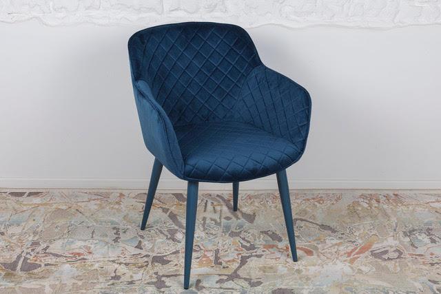 Кресло Nicolas Bavaria 1423  синее