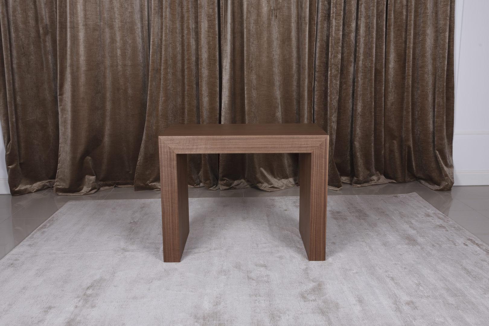Стол-консоль Nicolas Manchester 3899L (45/200*95) орех