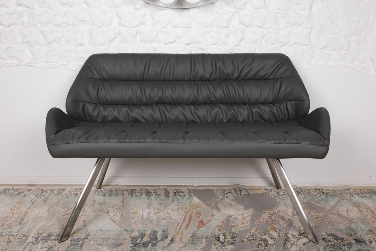 Кресло-банкетка Nicolas Tenerife F244L/B темно-серая