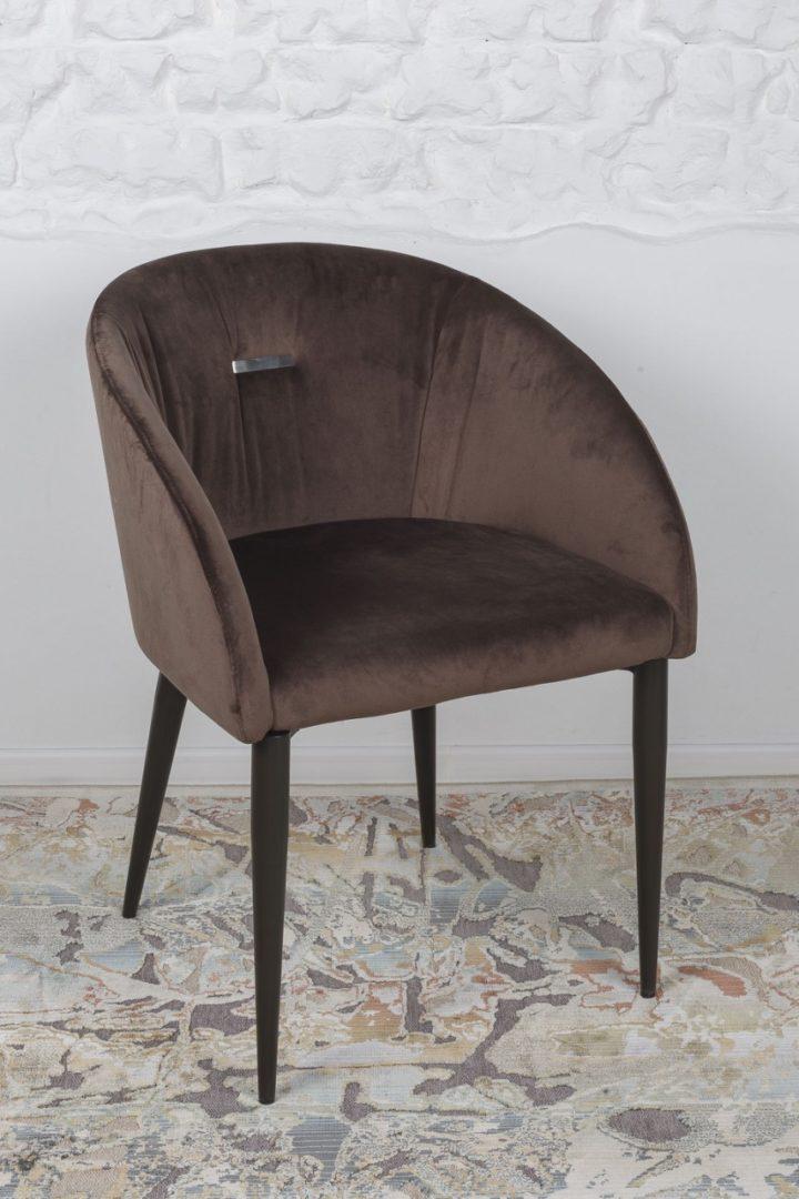 Кресло Nicolas Elbe 1420 коричневый