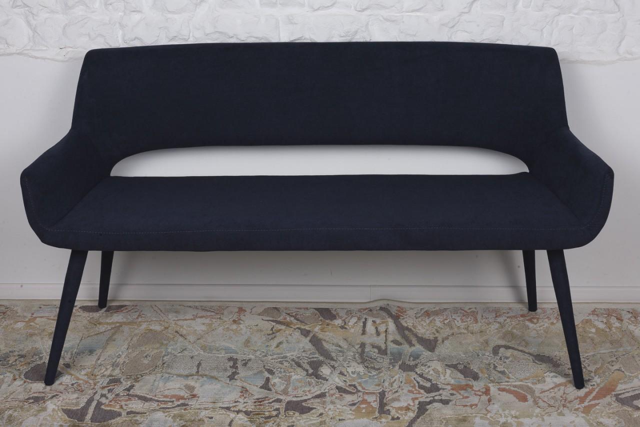 Кресло-банкетка Nicolas Barcelona F305L темно-синяя