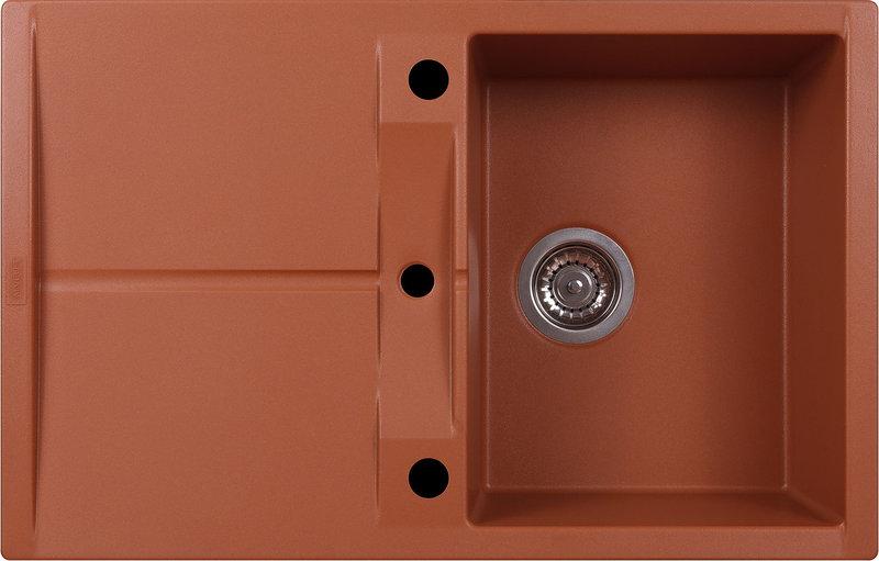 Кухонная мойка ALVEUS LUX 10 (A56 macchiato)