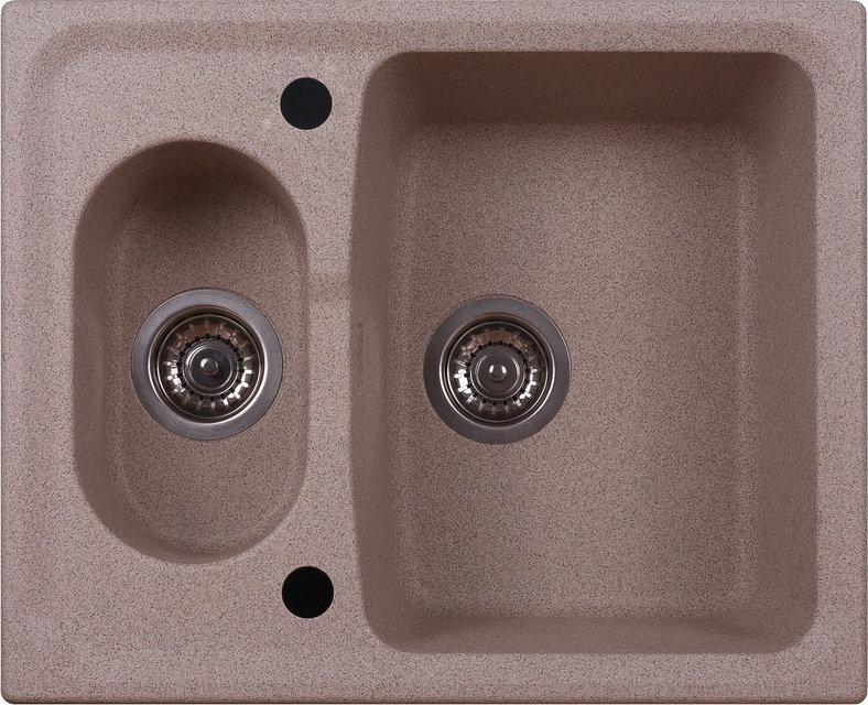 Кухонная мойка ALVEUS ABLUO 70 (UG-50 земля)