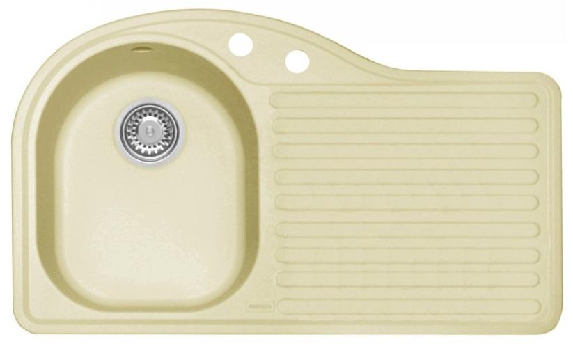 Кухонная мойка ALVEUS FUTUR 30 L (A51 beige)