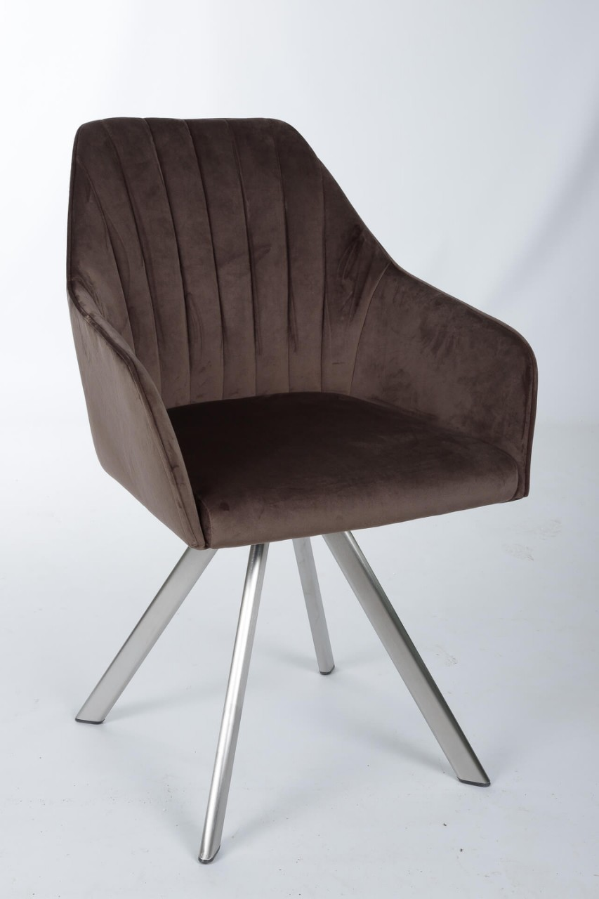 Кресло Nicolas Galera F395 поворотное (мокко)