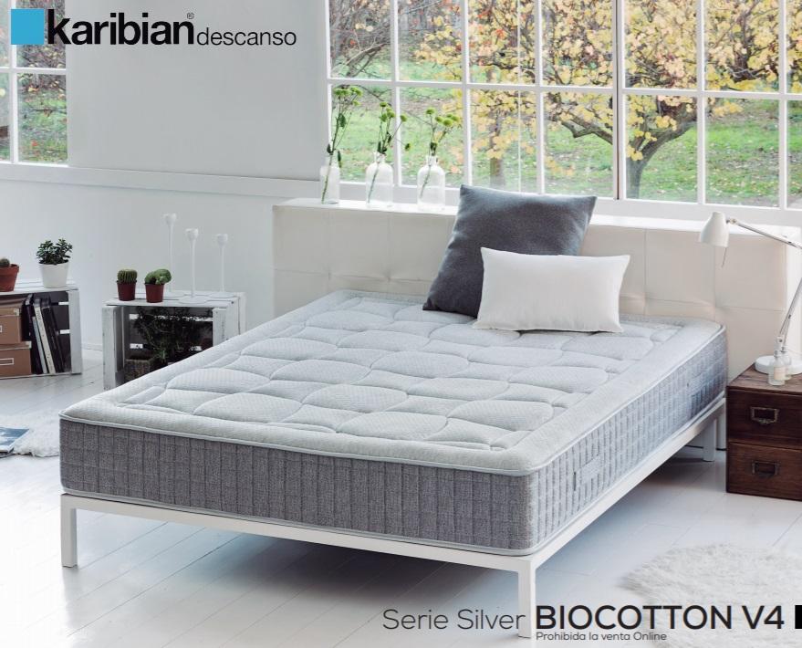 Матрас Karibian Silver Biocotton V4 (180 x 200)