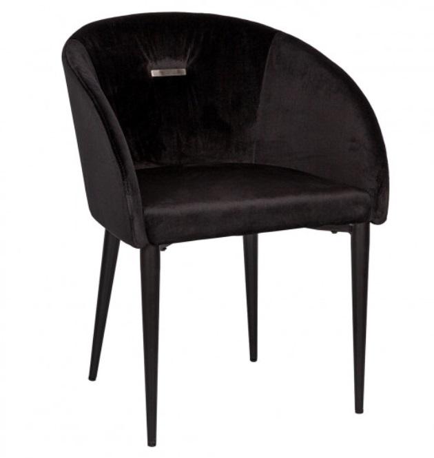 Кресло Nicolas Elbe 1420 черное