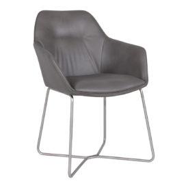 Кресло Nicolas Laredo F518B/SY серое