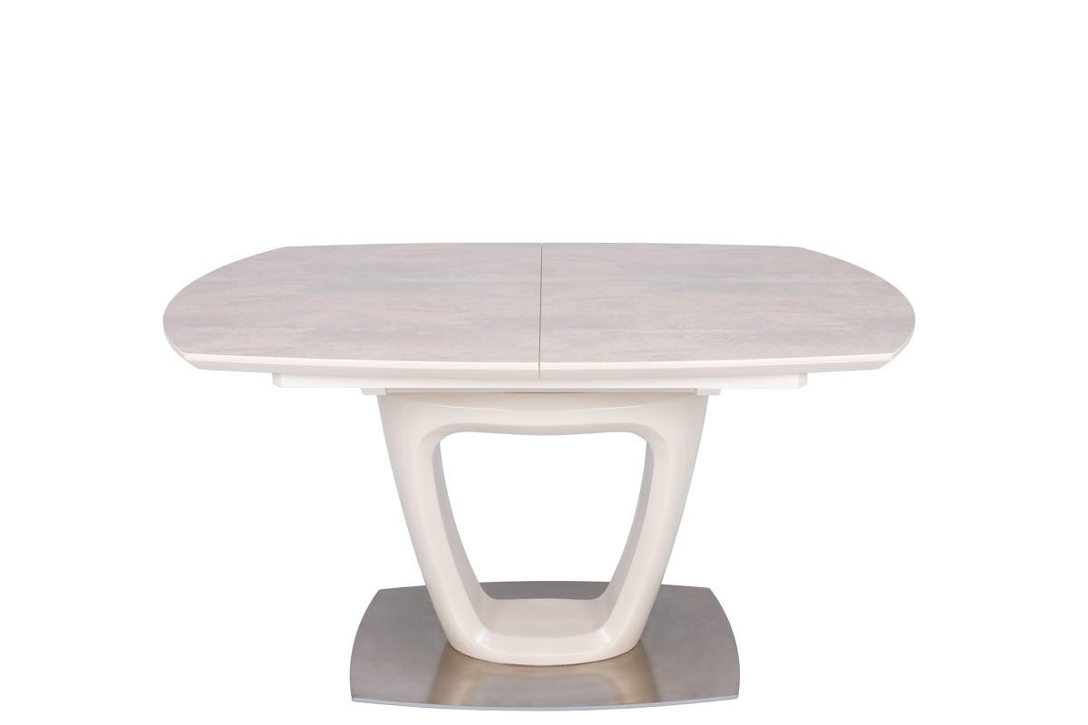 Стол Nicolas Ottawa HT2510 (140/180*85) беж керамика