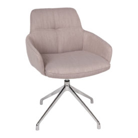 Кресло Nicolas Oliva F523A поворотное мокко