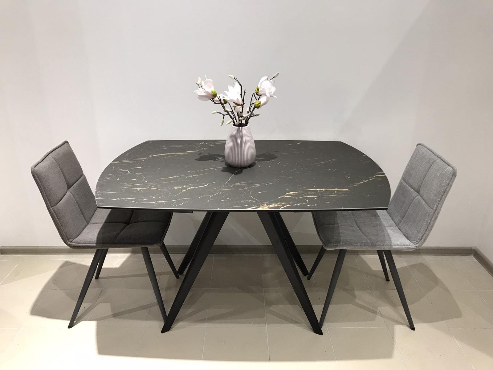 Стол Nicolas Coventry керамика черный