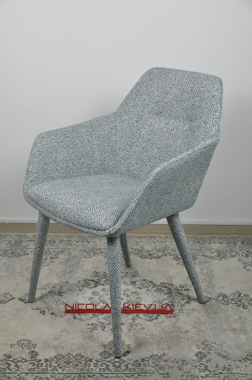 Кресло Nicolas Toro F518Y изумруд