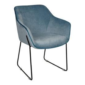 Кресло Nicolas Levis голубое