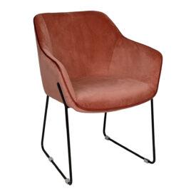 Кресло Nicolas Levis пудровое